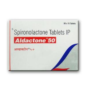 Aldactone 50 - Spironolactone - RPG Life Science, LTD