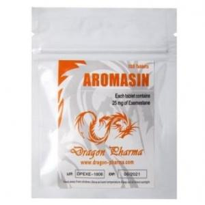 Aromasin - Exemestane - Dragon Pharma, Europe