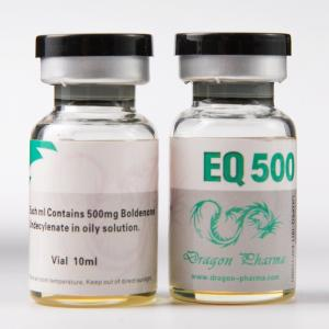 EQ 500 - Boldenone Undecylenate - Dragon Pharma, Europe