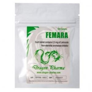 Femara - Letrozole - Dragon Pharma, Europe