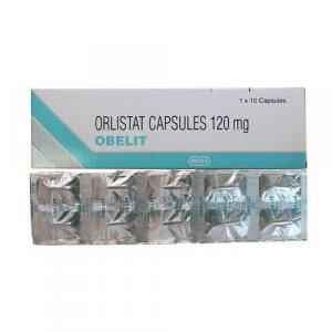 Obelit 120 mg  - Orlistat - Intas Pharmaceuticals Ltd.