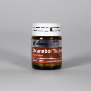 Oxanabol Tablets - Oxandrolone - British Dragon Pharmaceuticals