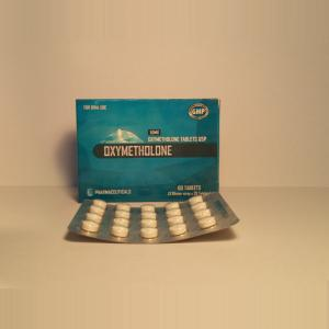 Oxymetholone (Ice) - Oxymetholone - Ice Pharmaceuticals