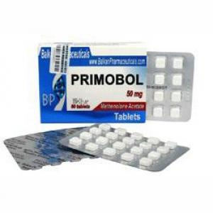 Primobol Tabs - Methenolone Acetate - Balkan Pharmaceuticals