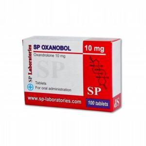 SP Oxanobol - Oxandrolone - SP Laboratories