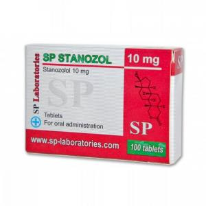 SP Stanozol - Stanozolol - SP Laboratories