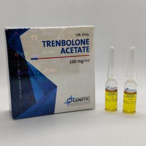 Trenbolone Acetate (Genetic) - Trenbolone Acetate - Genetic Pharmaceuticals