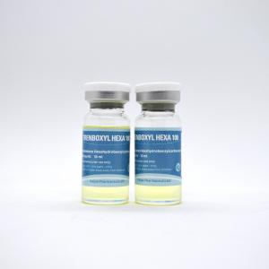 Trenboxyl Hexa 100 - Trenbolone Hexahydrobenzylcarbonate - Kalpa Pharmaceuticals LTD, India