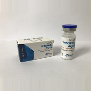 Winstrol Aqua 10ml - Stanozolol - Genetic Pharmaceuticals